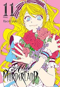 [Alice In Murderland: Volume 11 (Hardcover) (Product Image)]