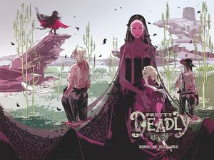 [Pretty Deadly: Volume 1 (Product Image)]