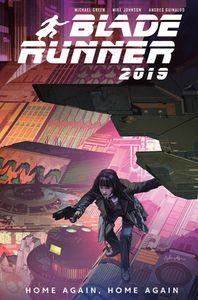 [Blade Runner 2019: Volume 3: Home Again, Home Again (Product Image)]