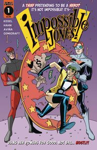 [Impossible Jones #1 (Cover A Hahn & Kesel) (Product Image)]