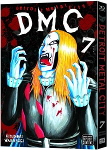 [Detroit Metal City: Volume 7 (Product Image)]