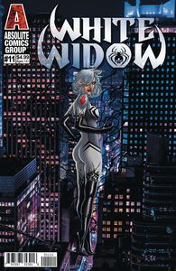 [White Widow #11 (Cover A Felix Leonel) (Product Image)]
