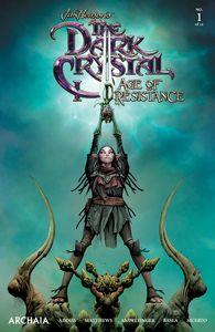 [Jim Henson's Dark Crystal: Age Of Resistance #1 (2nd Printing Variant) (Product Image)]