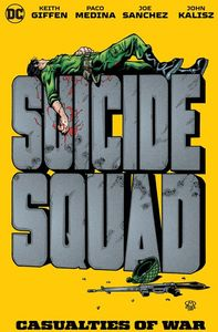 [Suicide Squad: Casualties Of War (Product Image)]