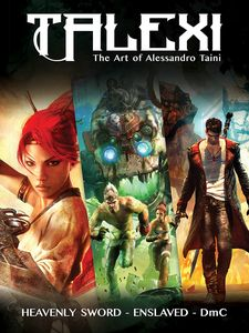 [Talexi: The Concept Art Of Alessandro Taini: Heavenly Sword, Enslaved & DmC (Product Image)]