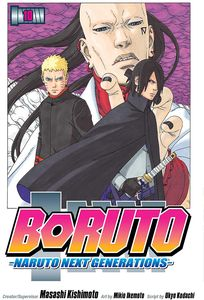 [Boruto: Naruto Next Generations: Volume 10 (Product Image)]