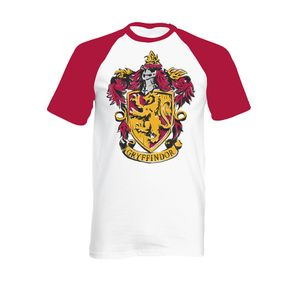 [Harry Potter: T-Shirt: Gryffindor House Crest (Product Image)]