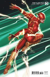 [Flash #763 (Inhyuk Lee Variant Edition) (Product Image)]