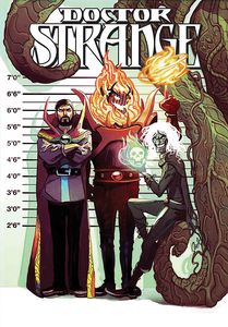 [Doctor Strange: By Donny Cates (Hardcover) (Product Image)]