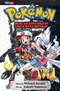 [Pokemon Adventures: Black & White: Volume 3 (Product Image)]