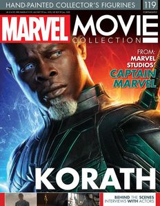 [Marvel Movie Collection #119: Korath (Product Image)]