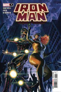 [Iron Man #4 (Product Image)]