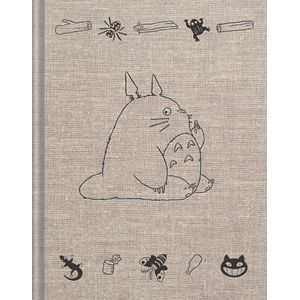 [My Neighbour Totoro: Sketchbook Journal (Product Image)]