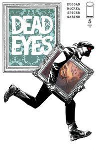 [Dead Eyes #5 (Cover A Mccrea) (Product Image)]