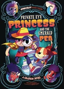 [Private Eye Princess & Emerald Pea (Product Image)]