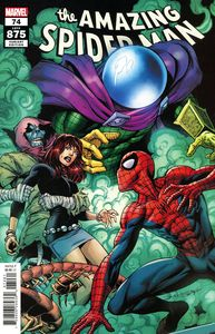 [Amazing Spider-Man #74 (Bagley Variant) (Product Image)]