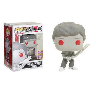 [Scott Pilgrim Vs The World: Pop! Vinyl Figure: Nega Scott Pilgrim (SDCC 2017 Exclusive) (Product Image)]
