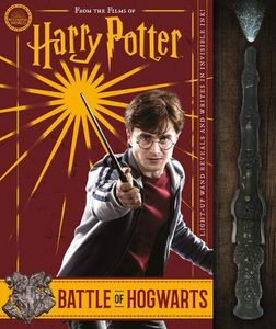 [The Battle Of Hogwarts & The Magic Used To Defend It (Hardcover) (Product Image)]