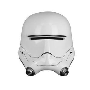 [Star Wars: The Last Jedi: Replica Helmet: First Order Flametrooper (Product Image)]
