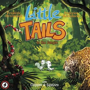[Little Tails In The Jungle: Volume 2 (Hardcover) (Product Image)]
