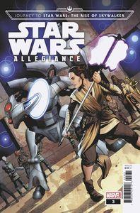 [Journey To Star Wars: The Rise Of Skywalker: Allegiance #3 (Mckone Variant) (Product Image)]