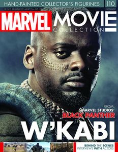 [Marvel Movie Collection #110: W'kabi (Product Image)]