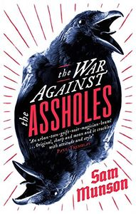 [War Against The Assholes (Product Image)]