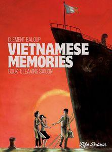 [Vietnamese Memories: Leaving Saigon: Volume 1 (Product Image)]