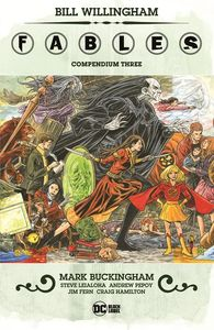 [Fables: Compendium Three (Product Image)]