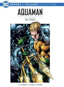 [DC Graphic Novel Collection: Heroes & Villains: Volume 8: Aquaman Trench (Hardcover) (Product Image)]
