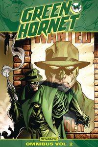 [Green Hornet: Omnibus: Volume 2 (Product Image)]
