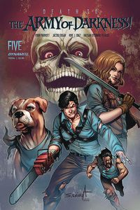 [Death To The Army Of Darkness #5 (Cover B Davila) (Product Image)]