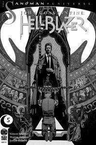 [John Constantine: Hellblazer #5 (Product Image)]