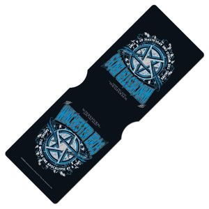 [Supernatural: Travel Pass Holder: Winchester Bros Pentagram (Product Image)]