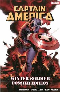 [Captain America: Winter Soldier: Dossier Edition (UK Edition) (Product Image)]