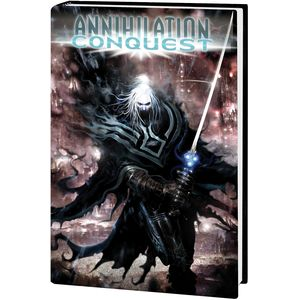 [Annihilation Conquest: Omnibus (Langley DM Variant New Printing Hardcover) (Product Image)]