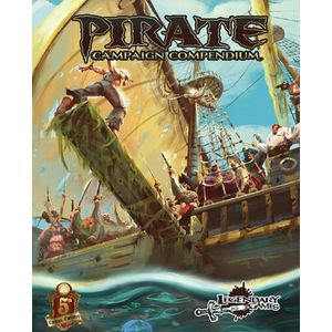 [Pirate: Campaign Compendium: Revised Edition (5th Edition Compatible) (Product Image)]