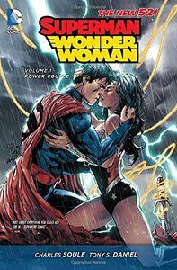 [Superman/Wonder Woman: Volume 1: Power Couple (N52) (Hardcover) (Product Image)]
