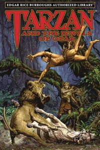 [Tarzan: Volume 5: Tarzan & Jewels Of Opar (Hardcover) (Product Image)]