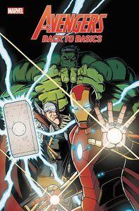 [Avengers: Back To Basics (Product Image)]