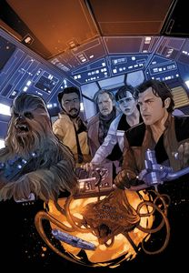[Star Wars: Solo Adaptation #5 (Product Image)]