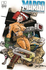 [Margo: Intergalactic Trash Collector #1 (Cover B Staton V) (Product Image)]