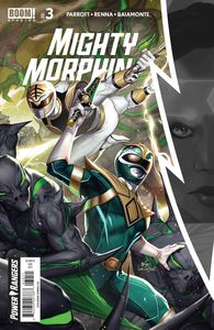 [Mighty Morphin #3 (Cover A Main) (Product Image)]