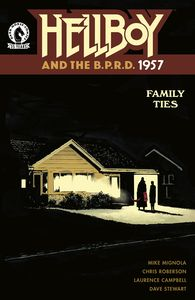 [Hellboy & B.P.R.D.: 1957: Family Ties: One-Shot (Product Image)]