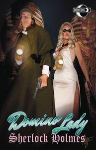 [Sherlock Holmes/Domino Lady (Product Image)]