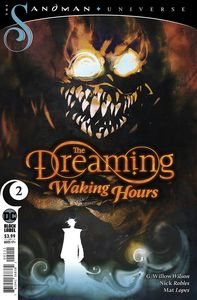 [Dreaming: Waking Hours #2 (Product Image)]