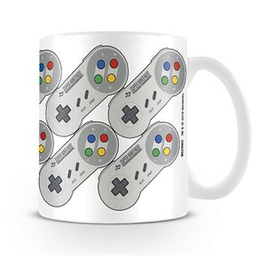 [Nintendo: Mug: SNES Pattern (Product Image)]