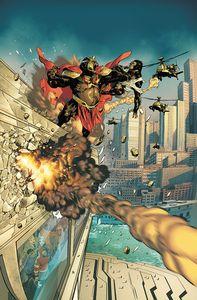 [Teen Titans Academy #7 (Cover A Rafa Sandoval) (Product Image)]