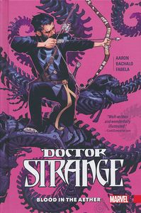 [Doctor Strange: Volume 3: Blood In Aether (Hardcover - Premiere Edition) (Product Image)]