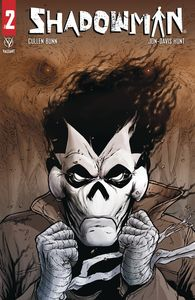 [Shadowman (2020) #2 (Cover A Davis-Hunt) (Product Image)]
